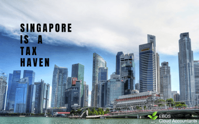 Singapore is a Tax Haven