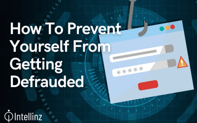 How to prevent yourself from getting defrauded