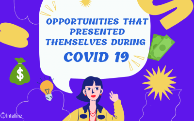 Opportunities that presented themselves during COVID-19