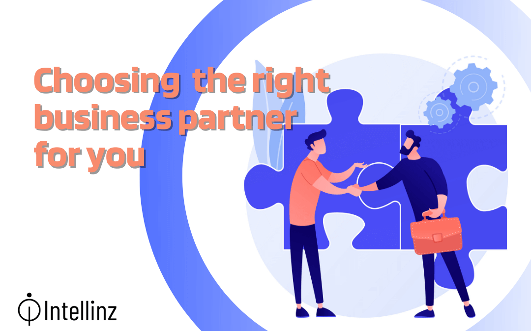 Key factors to consider when looking for the right business partner