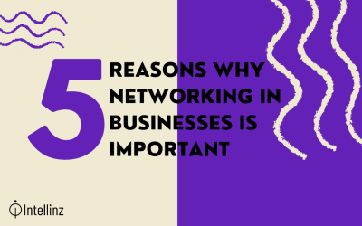 5 Reasons why Networking in Businesses is Important
