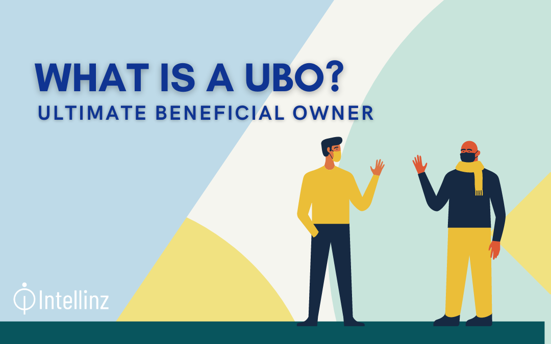 What is a UBO?